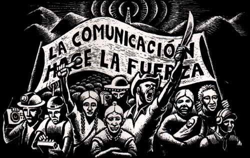Algunas flechas para la comunicación popular