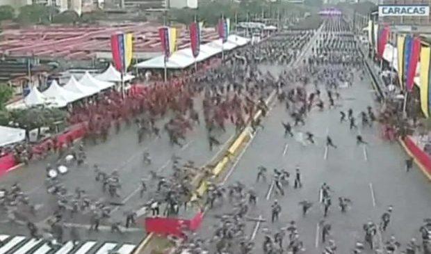 Venezuela. Magnicidio televisado: la operación que no lograron