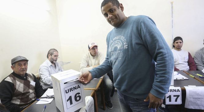 Primer día de elecciones en el Sindicato de Pasteleros