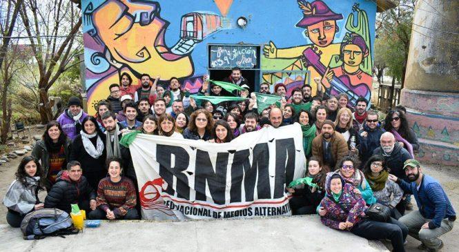 """15° Encuentro de la RNMA: """"Las líneas políticas de la Red cada día tienen mayor claridad hacia adentro y hacia afuera"""""""