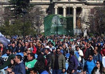 Macri, Lanata y la decisión de dinamitar el Astillero Río Santiago