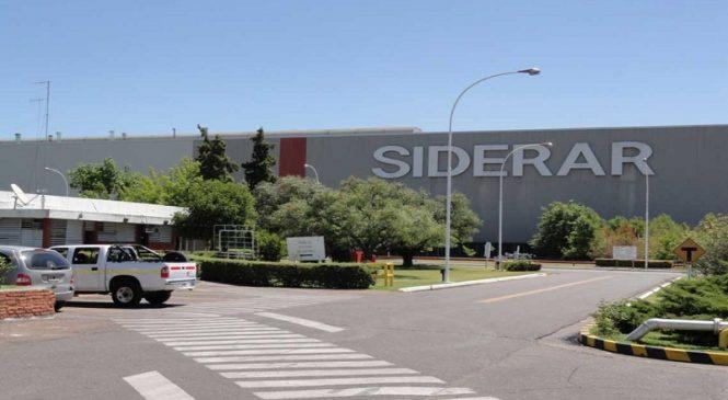 El 10 de agosto por la tarde murió un trabajador de Ternium, la planta de Ensenada del grupo Techint