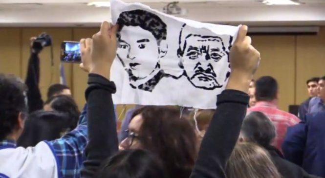 Asesinato de Daniel Solano: cadena perpetua a los siete policías