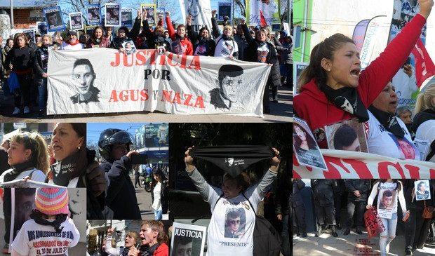 """A un año del crimen de Nazareno y Agustín: """"¡Que no se quede dormido mi pueblo!"""""""