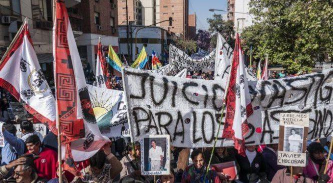Caso Chocobar: el juicio por el crimen del líder indígena de Tucumán tiene fecha