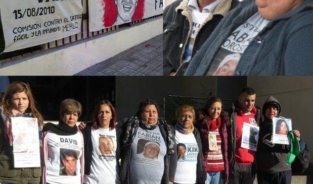 Segundo juicio a los policías asesinos de Fabián Gorosito