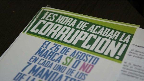 6 pasos para entender la consulta anticorrupción de Colombia