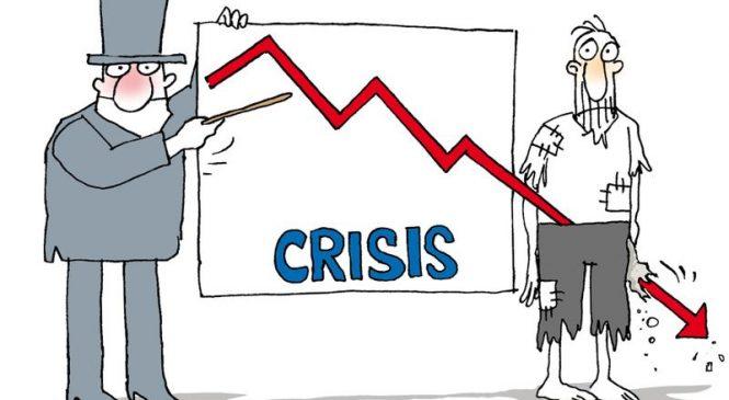 """Eduardo Lucita: """"Si la sociedad naturaliza la crisis, no hay respuestas ante esto"""""""