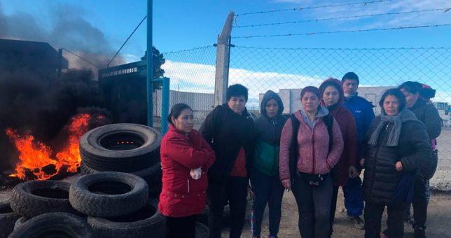 Despidos y protesta en la pesquera Badal Talens