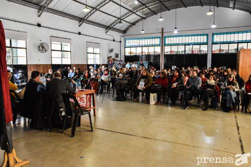 Amsafe Rosario: Nuevo encuentro de formación de delegadas y delegados