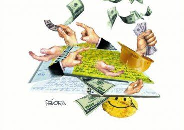 El strip-tease del capitalismo de amigos y la moda Angelo Paolo