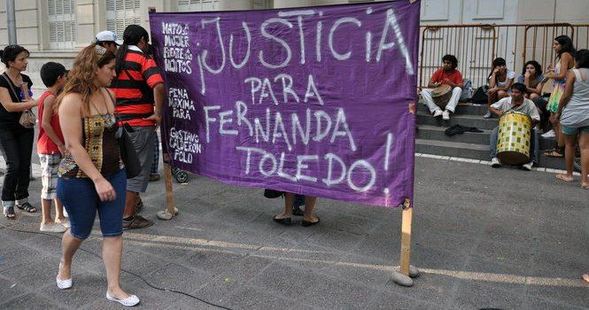"""""""No hay justicia para las mujeres en Mendoza"""""""