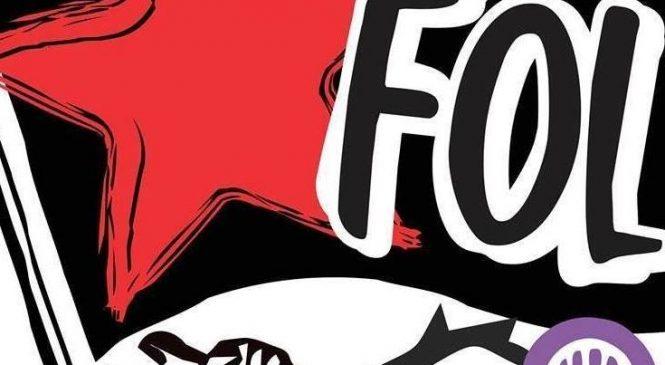 Rosario: Acampe del FOL