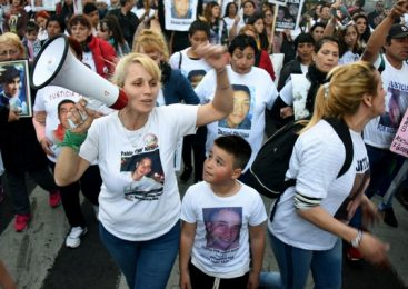 4ta Marcha Nacional contra el Gatillo Fácil