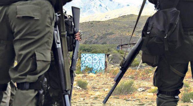 Contra la militarización, la persecución política y la violencia institucional