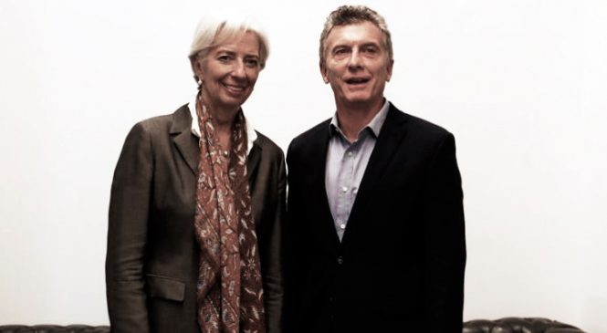 Freno al FMI