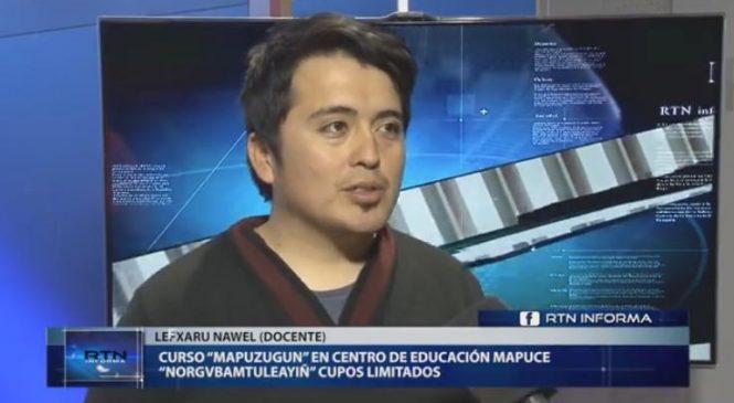 Curso de Mapuzugun en Neuquén capital