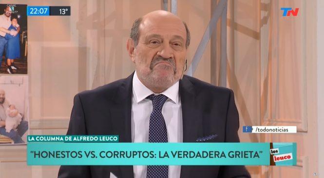 La corrupción, los medios y el conflicto social