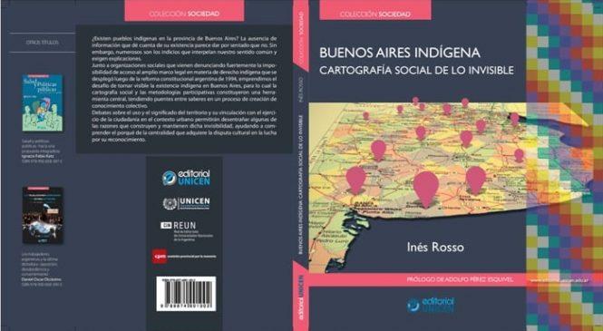 """Presentaron una """"cartografía social"""" de la Buenos Aires indígena"""
