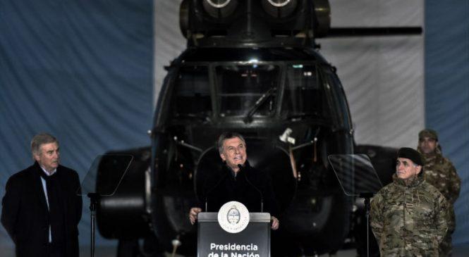 """Bajo """"secreto militar"""", el Gobierno cubre la frontera con las Fuerzas Armadas"""