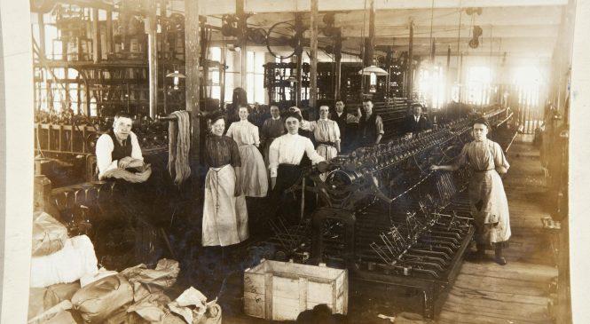 El ocaso global de la fábrica
