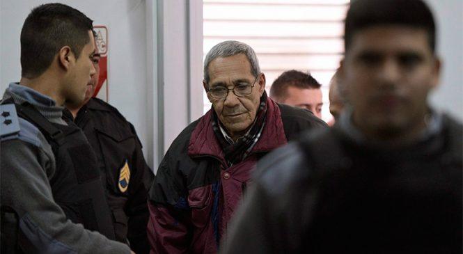 La Justicia niega el beneficio del 2×1 y la prisión domiciliaria al represor Francisco Gómez