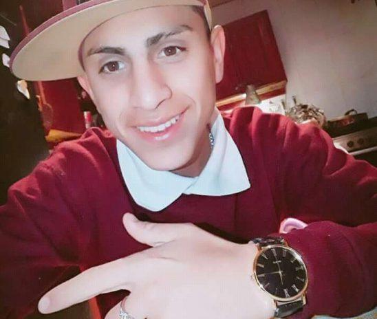 ¡Exigimos justicia por Rodrigo Álvarez!