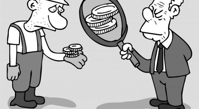 El Salario Mínimo, Vital y Móvil en su nivel más bajo de los últimos 14 años