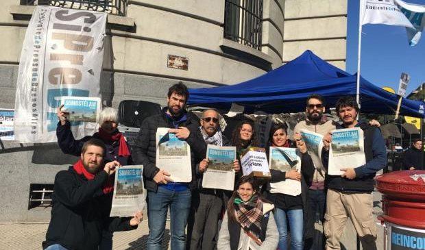 El #GritoNacionalPorTélam resonó en toda la Argentina