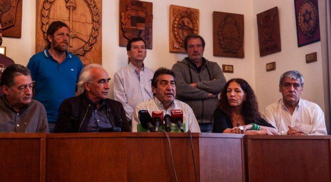 """ATE y la CTA-A paran y movilizan en el país """"contra el ajuste y el hambre"""""""