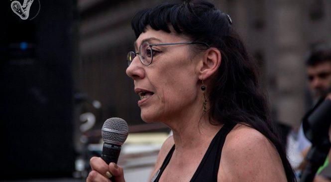 Se suman amenazas, ahora contra María del Carmen Verdú