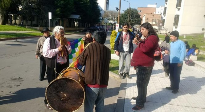 Comunidad Mink´akuy Tawantisuyupaq riesgo de desalojo: habla su abogado