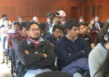 En medio del juicio, Darío Amín continúa amedrentando a la Comunidad Los Chuschagasta