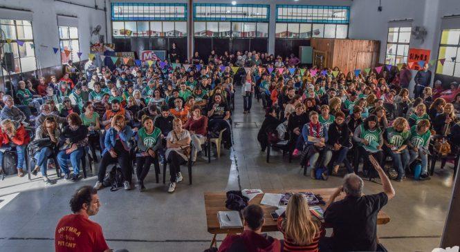 Plenario de delegados de la CTA Rosario definió movilizar el 24