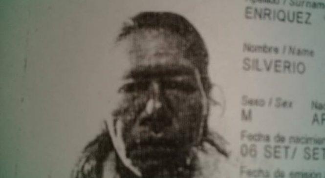 Desaparición e intensa búsqueda de Silverio Enriquez en el Impenetrable Chaqueño