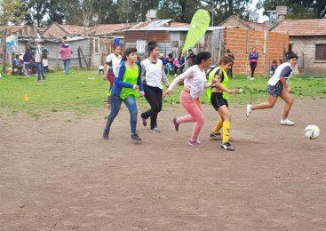 La Plata: Día de la Mujer Indígena en la Comunidad Nam Qom