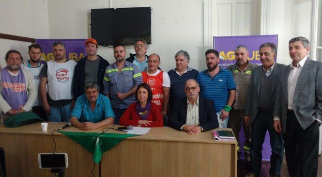 24 y25: la izquierda anunció piquetes y movilizaciones