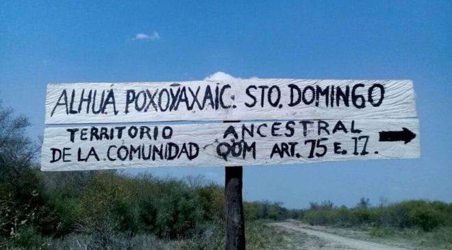 Formosa: Comunidad Qom exige al INAI e ICA que avancen en el relevamiento territorial