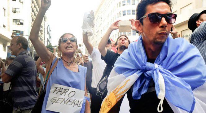 El proyecto de Código Penal profundiza los ataques contra el derecho a huelga