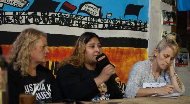 Madres de La Boca: compañeras en la lucha