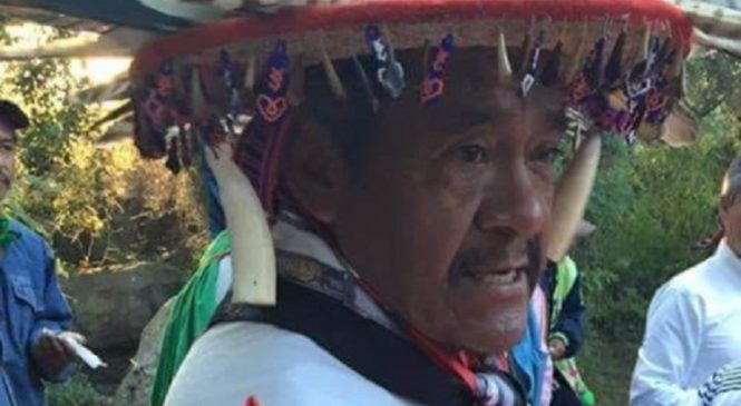 México: Asesinan a Margarito Díaz, activista defensor de zonas sagradas de Wixárika