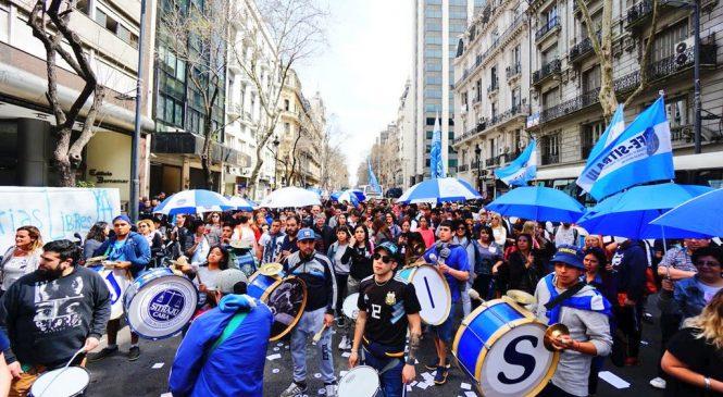 Judiciales porteños reabrieron las paritarias, se acercaron al 30% y vuelven a negociar en noviembre