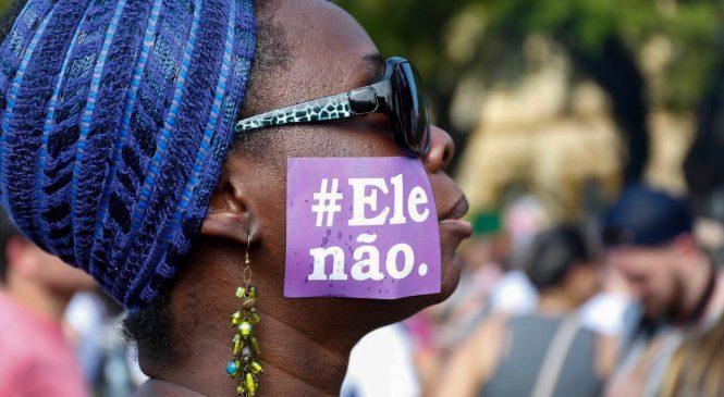 #EleNão: la marcha de las Mujeres Unidas contra Bolsonaro reunió a 150.000 personas en São Paulo