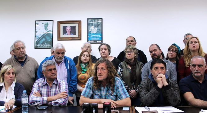Provincia de Buenos Aires: Gremios estatales paran y movilizan el 19 de septiembre