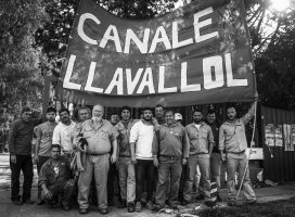 """Canale: """"el único diálogo con los trabajadores es pagando los sueldos"""""""