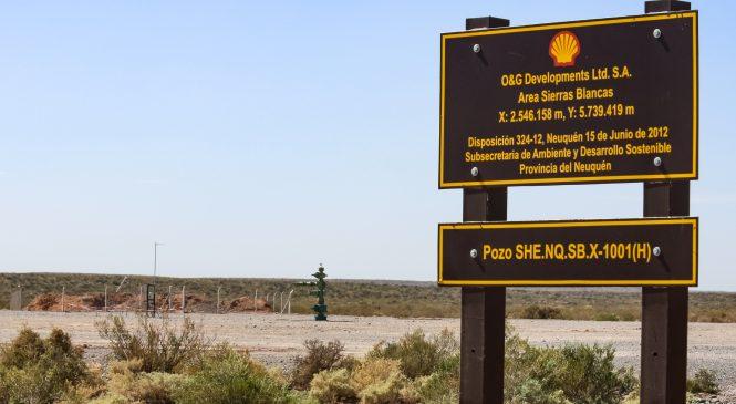 Shell apuesta al fracking y vuelve a extraer crudo en Argentina