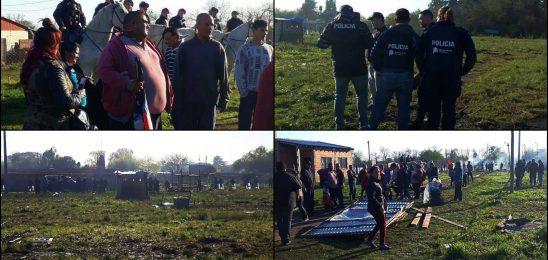Almirante Brown: desalojo como única respuesta a la necesidad de vivienda digna de 70 familias