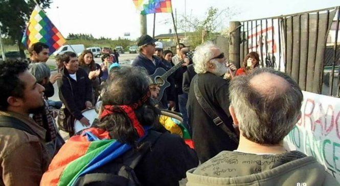 Violencia y amenazas en Ciudad Evita: no permitieron ingresar al cementerio indígena