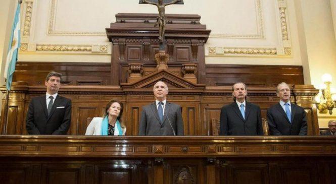 Corte Suprema: Nuevo fallo en contra de la persecución sindical