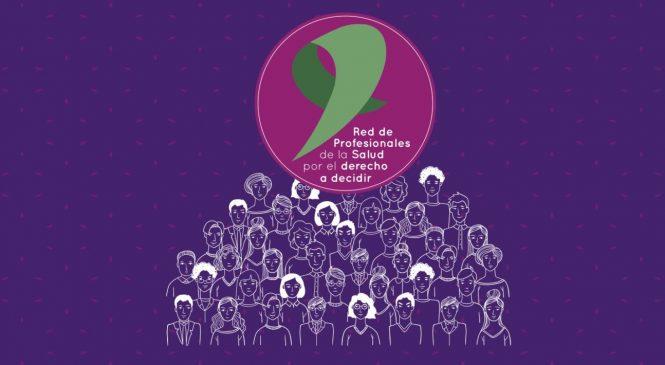 Se lanzó la página web de la Red de Profesionales de la Salud por el Derecho a Decidir